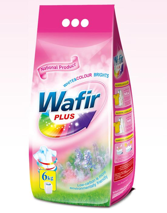 m时代洗衣粉包装设计
