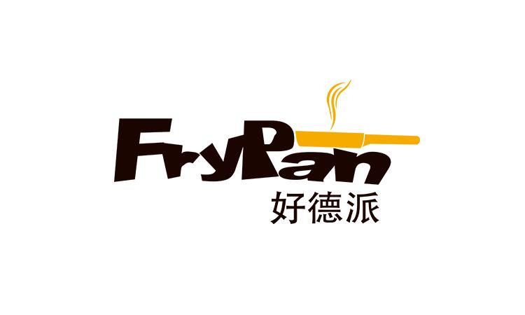 平面设计案例 >> 标志设计 客户名称:苏州韩国特色热锅好德派标志设计