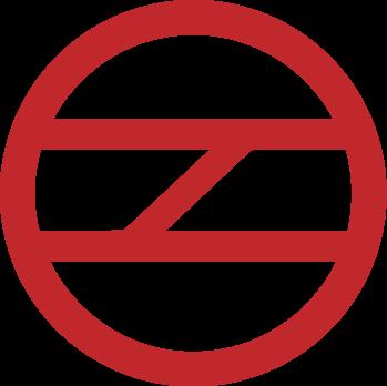 资料中心 >> 标志设计    巴黎地铁和区域铁路系统共享这一视觉识别
